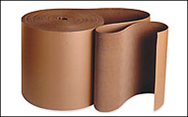Rolled Corrugated Cushioning