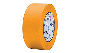orange masking tape