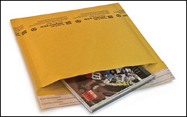 Bubble Padded Mailers