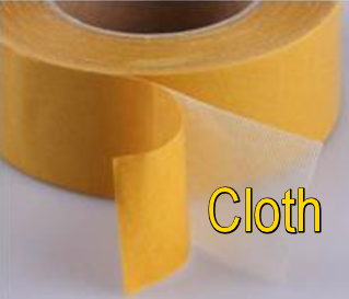 Double-faced Cloth Tape