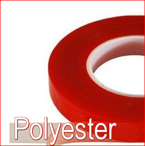 Double-faced Polyester Tape