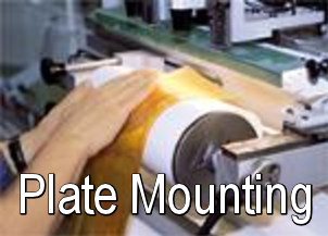 Plate Mounting